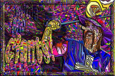 Cyrano Bring Me Giants Original by Douglas Christian Larsen