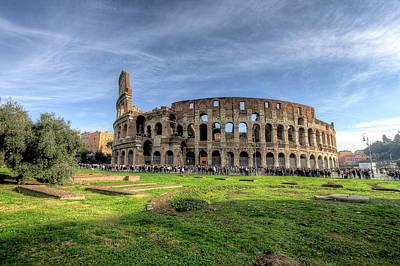 Ancient Civilization Photograph - Da Che Mondo è Mondo by Maxime Bermond