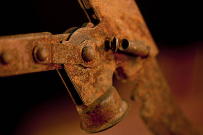 Photograph - Daddy's Beer Capper by Wilma  Birdwell