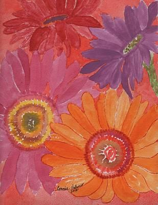 Daisy Suns Original by Connie Valasco