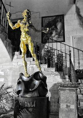 Surrealism Royalty Free Images - Dali Royalty-Free Image by Marianna Mills