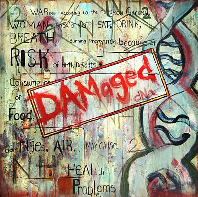 Damaged Dna Original