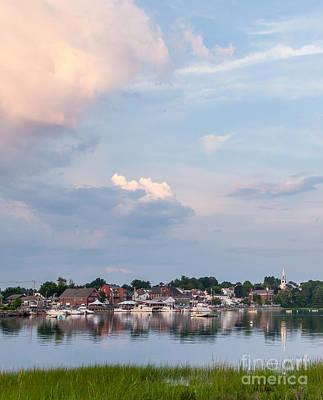 Photograph - Damariscotta Sky by Susan Cole Kelly