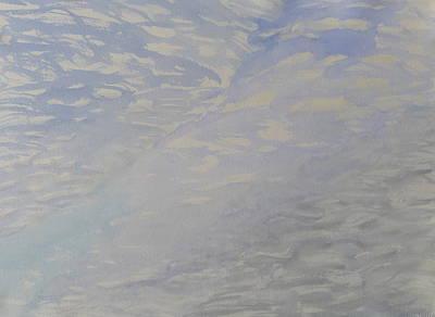 Painting - Dancing Clouds by Joel Deutsch