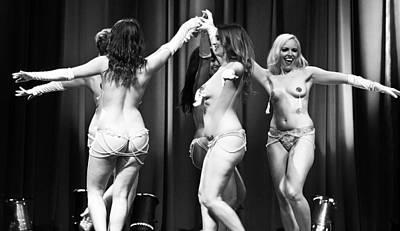 Photograph - Dancing Dolls by Elizabeth Hart