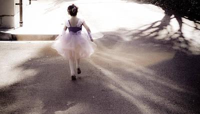 Dancing In Dreamland  Art Print by Denice Breaux
