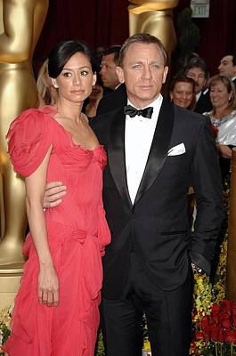 81st Annual Academy Awards - Arrivals Photograph - Daniel Craig At Arrivals For 81st by Everett
