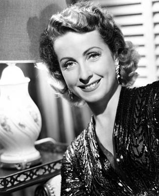 Publicity Shot Photograph - Danielle Darrieux, Publicity Still by Everett