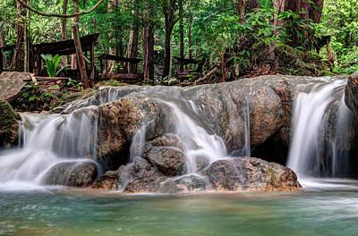 Daranak Falls, Rizal Print by Images By Tenyo