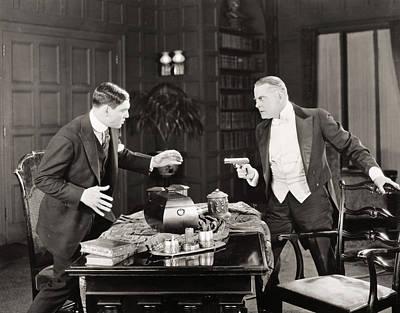 Jack Dempsey Photograph - Daredevil Jack, 1920 by Granger