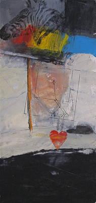 Painting - Dark Matter by Cliff Spohn