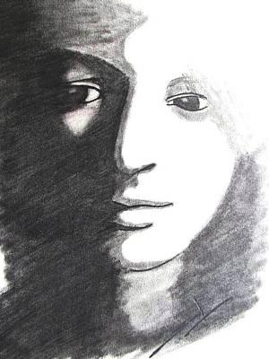Dark N Dawn Art Print