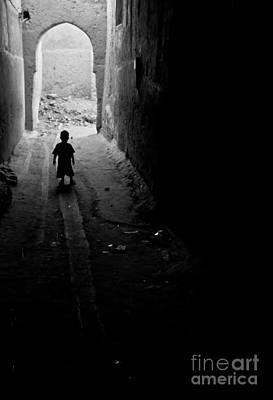 Photograph - Dark Past by Nabucodonosor Perez