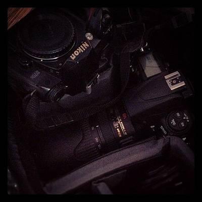 Gears Photograph - Dark! #photography #gears by Thomas Hutagaol