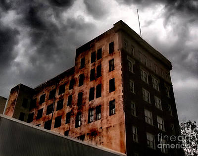Gastonia Photograph - Dark Shadows  by Tammy Cantrell