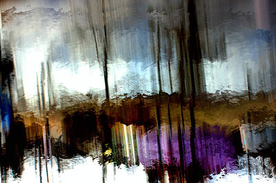 Mixed Media - Dark Waters by Terence Morrissey