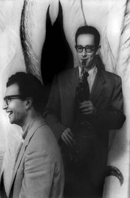 Brubeck Photograph - Dave Brubeck, And Paul Desmond by Everett