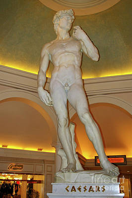 Michaelangelos David Photograph - David Michelangelo by Mariola Bitner