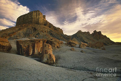 Photograph - Dawn At Paria Canyon by Sandra Bronstein