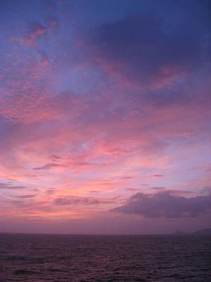 Dawn At The Isle Of Yakushima Art Print by Vladimir Abroskin