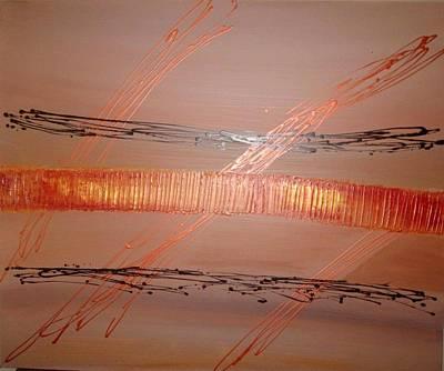 Painter Mixed Media - Dawn by Fatika Asiran