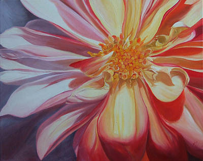 Painting - Dawn by Karen Hurst