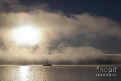 Dawn Mist Art Print by Avalon Fine Art Photography