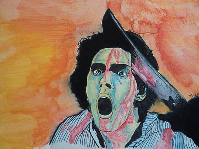Dawn Of The Dead Painting - Dawn Of The Dead by Brian Typhair