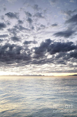 Dawn Over False Bay Art Print by Neil Overy