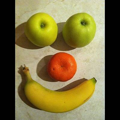 Banana Wall Art - Photograph - Day 17: Fruit - Bored And Creative by Rachel Ayres