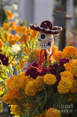 Photograph - Day Of The Dead - San Miguel De Allende by Craig Lovell