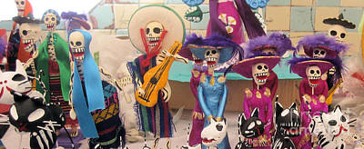Photograph - Day Of The Dead 6 by Sonia Flores Ruiz