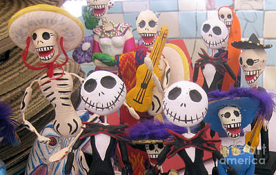 Photograph - Day Of The Dead Collection by Sonia Flores Ruiz