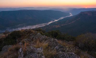 Photograph - Daybreak by Alistair Lyne