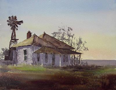 Painting - Daybreak by Tina Bohlman