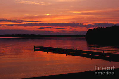 Photograph - Days End by Sandra Bronstein