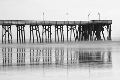 Photograph - Daytona Boardwalk by Ryan Heffron