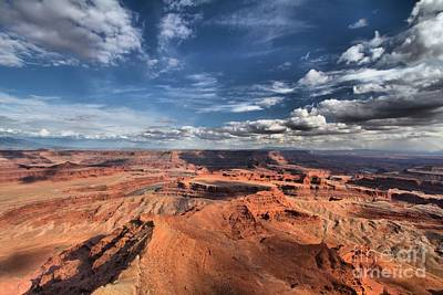 Photograph - Dead Horse Point by Adam Jewell