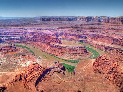 Photograph - Dead Horse Point by Ken Smith