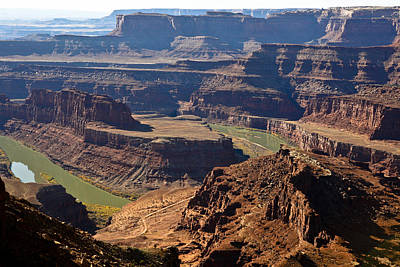 Photograph - Dead Horse Point State Park by Marilyn Hunt
