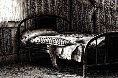 Dead Sleep Art Print