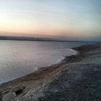Ignation Photograph - #deadsea #sea #water #jo #jordan #amman by Abdelrahman Alawwad