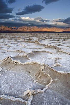Photograph - Death Valley Sunrise by Mike Irwin