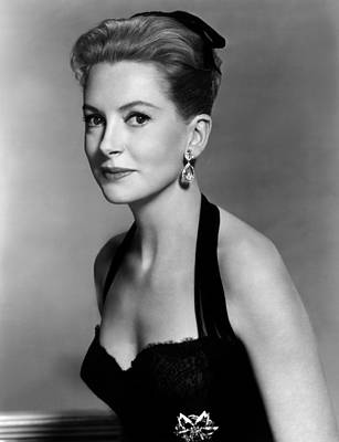 Colbw Photograph - Deborah Kerr, 1959 by Everett