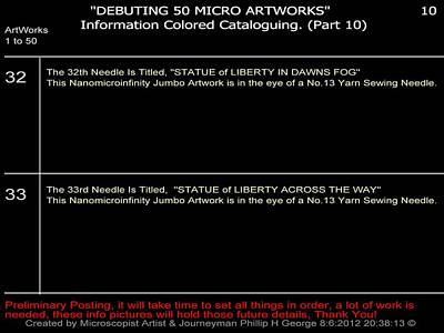Digital Art - Debuting 50 Micro Artworks Part 10  by Phillip H George