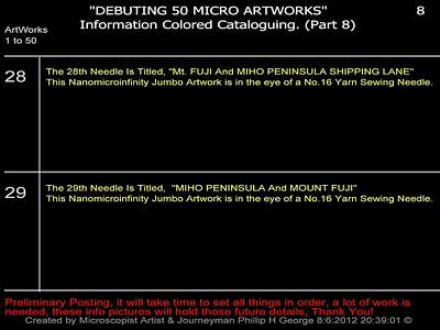 Digital Art - Debuting 50 Micro Artworks Part 8  by Phillip H George
