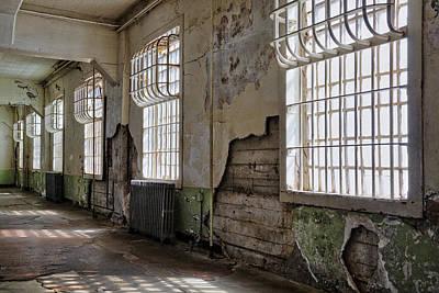 Alcatraz Photograph - Decay by Kelley King