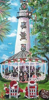 December 26th  Art Print by Doralynn Lowe
