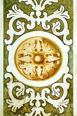 Decorative Art Art Print by Gaspar Avila