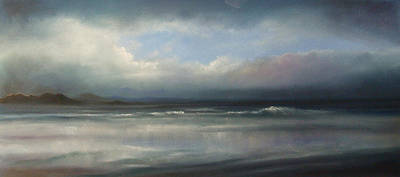 Painting - Deep Serenety by Jan Farthing